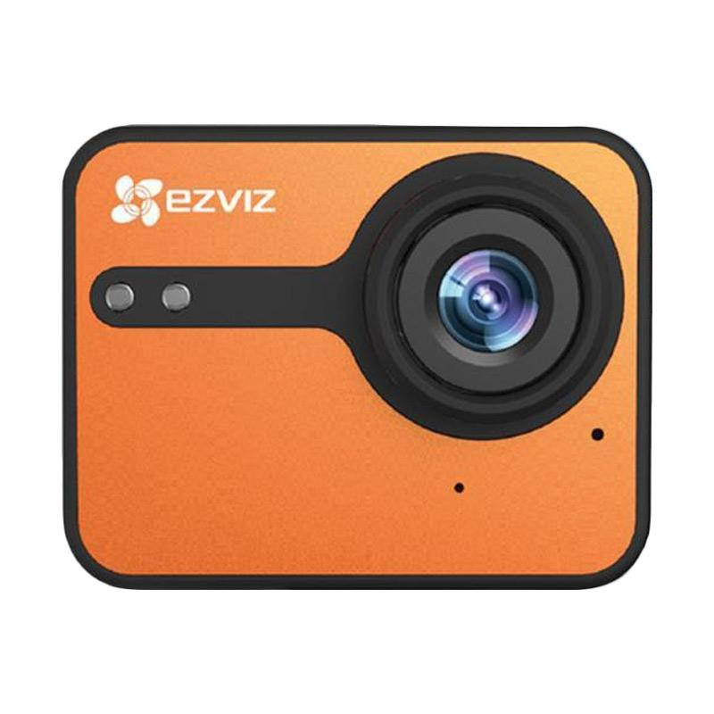 Ezviz S1C Sport Action Camera - Orange
