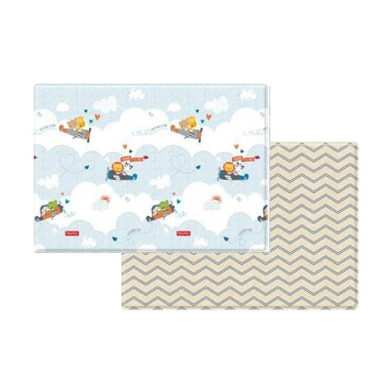 Coby Haus Fisher Price Flying Time Playmat [Size XL/ 235 x 140 x 1.6 cm]