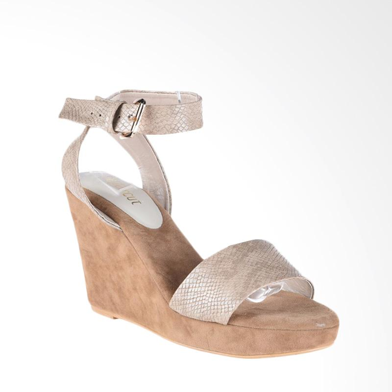 Papercut Shoes AN Snake Wedges