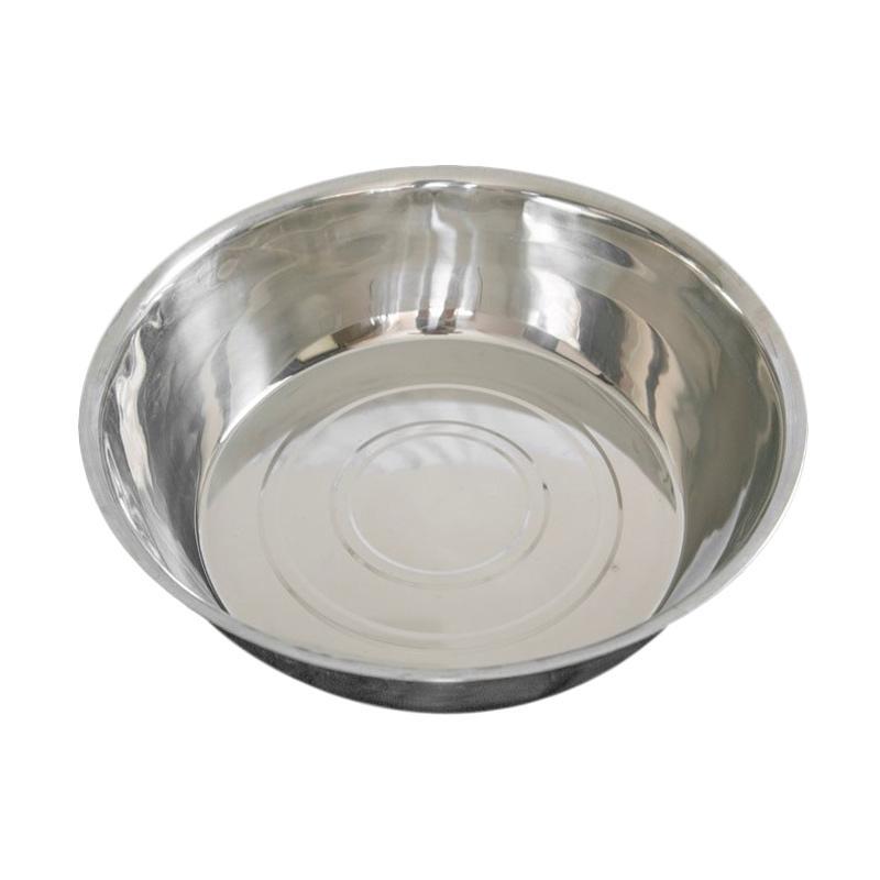 HAN DP50 Stainless Baskom - Silver [Extra Besar/ 50 cm]