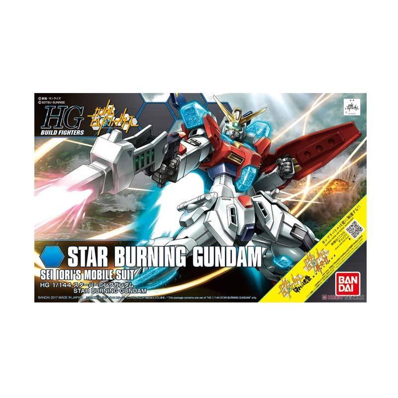 Bandai HGBF SB-011 Star Burning Gundam Model Kit [1 : 144]
