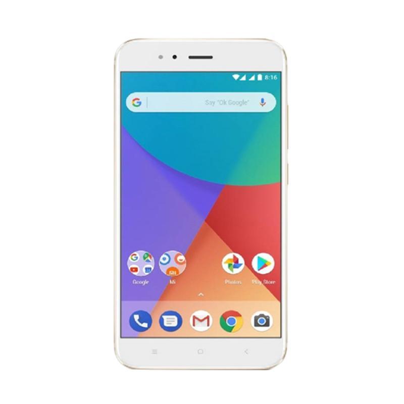 Xiaomi Mi A1 Smartphone - Gold [64GB/ 4GB]