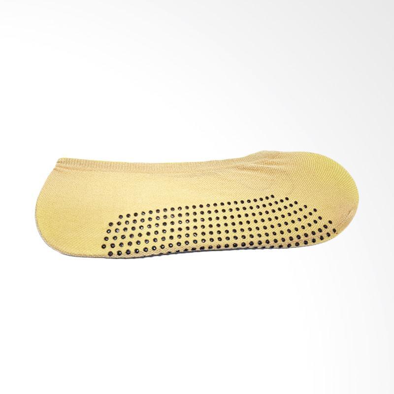 Solidex Hidden Socks Anti Slip Kaos kaki - Cream