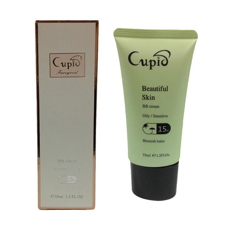 Cupid Beautiful Skin BB Cream Oily or Sensitive [35 mL]