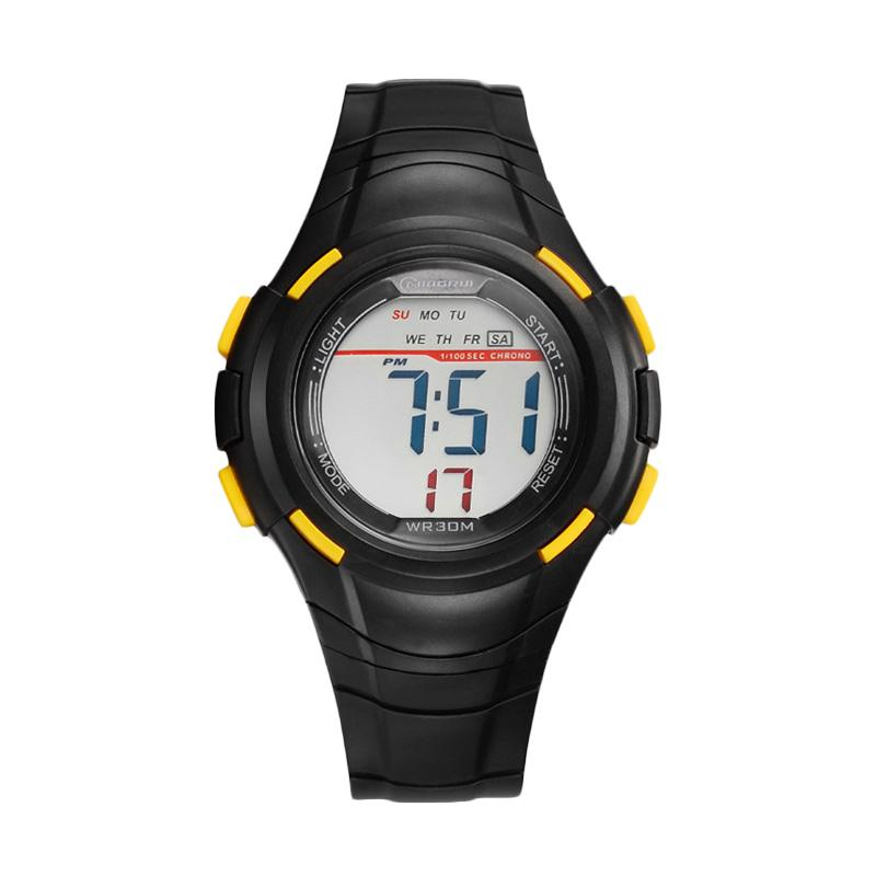 harga MINGRUI WT0177A Fashion Waterproof Children Digital Sports LED Jam Tangan Anak Laki-Laki -