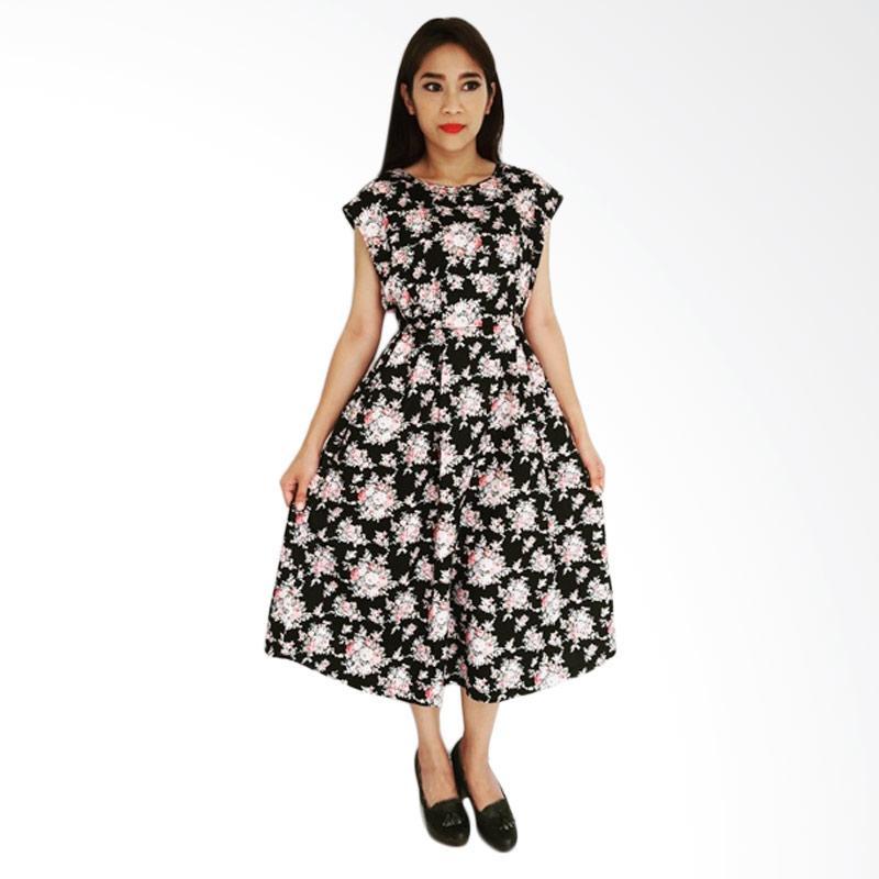 Prads Floral Gaya Vintage Dress