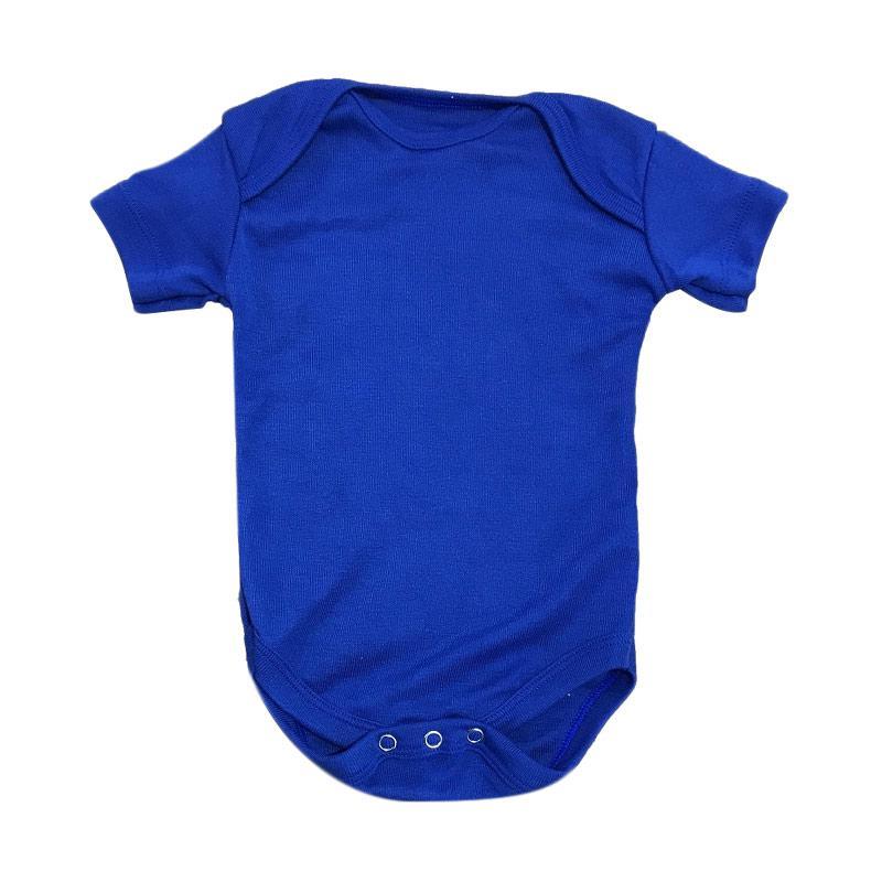 harga Miabelle Bodysuit / Jumper Lengan Pendek - Blue Blibli.com