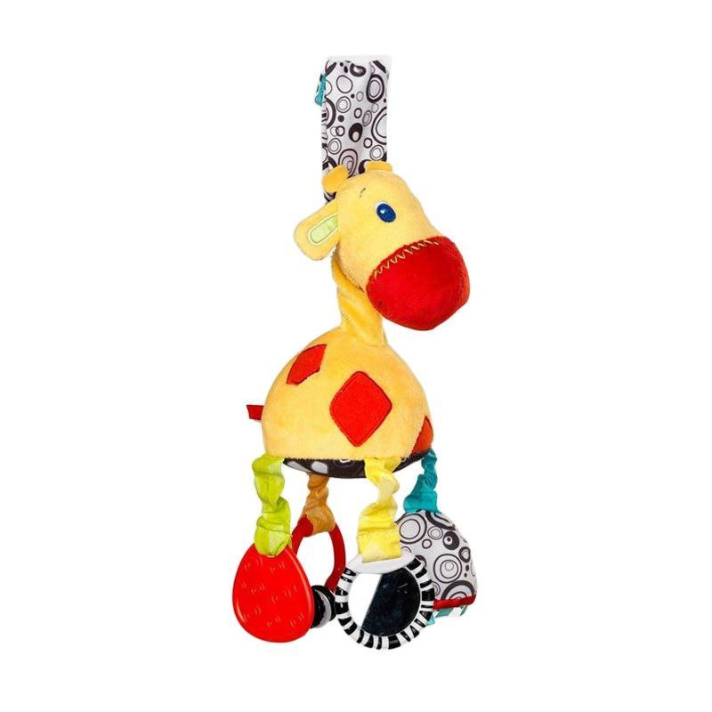 Bright Starts Sensory Giraffe Mainan Bayi