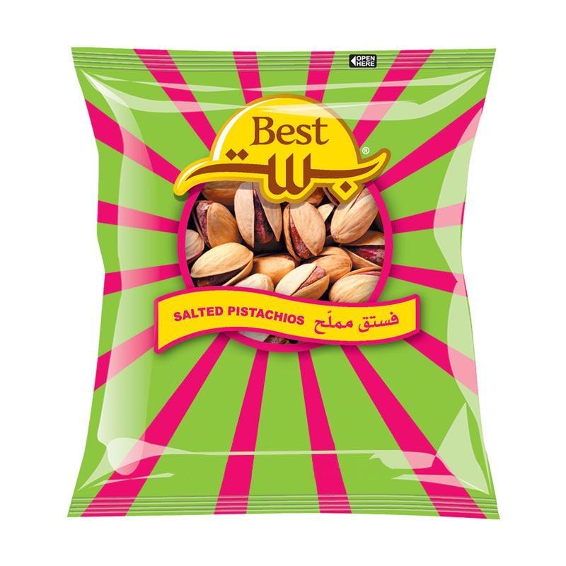 Best Peanuts Salted Pistachios Pouch [150g]