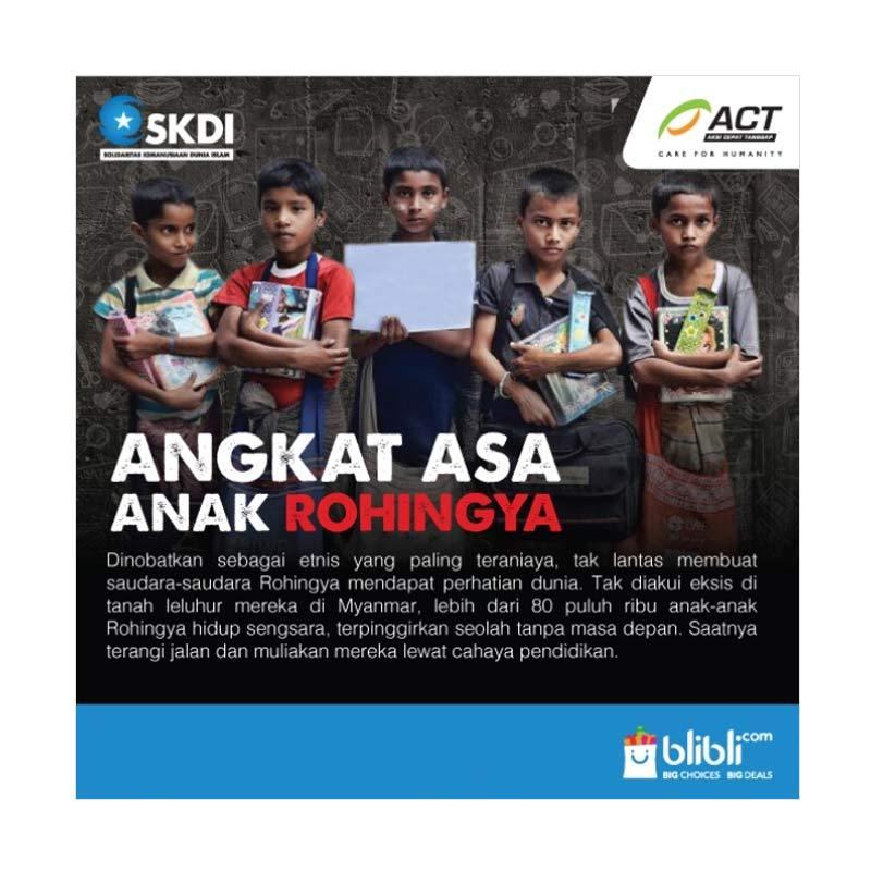 ACT - Angkat Asa Anak Rohingya