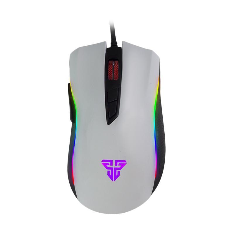harga Fantech Running RGB Macro X4 Gaming Mouse - Putih Blibli.com