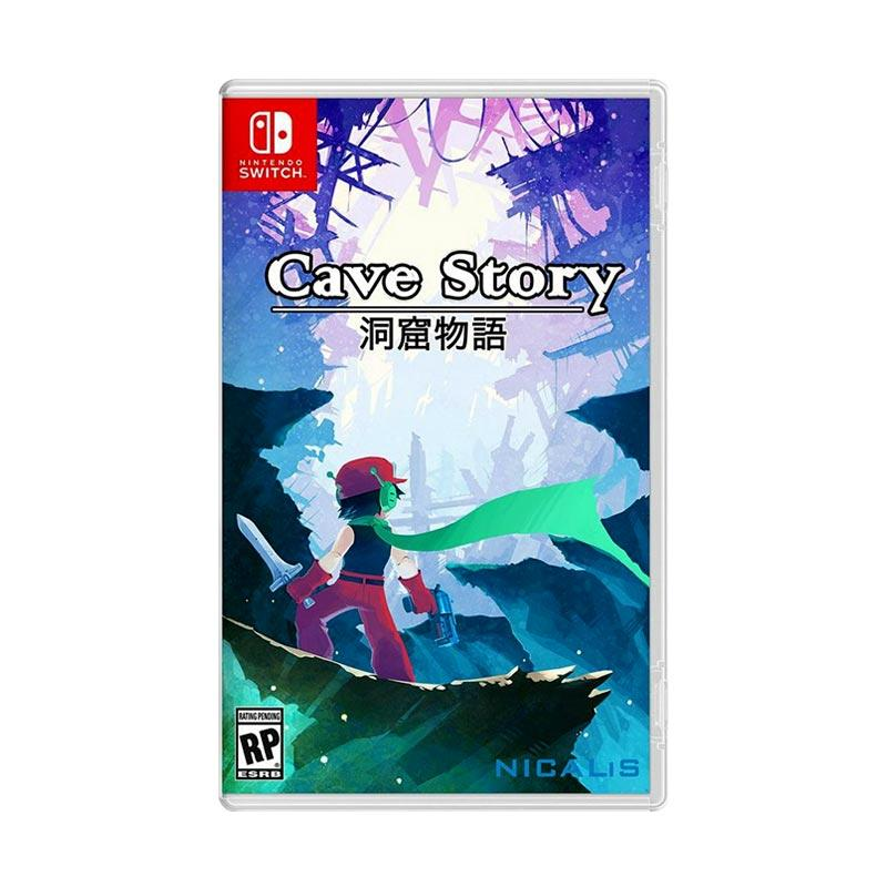 Nintendo Switch Nintendo Switch Cave Story Plus DVD Game