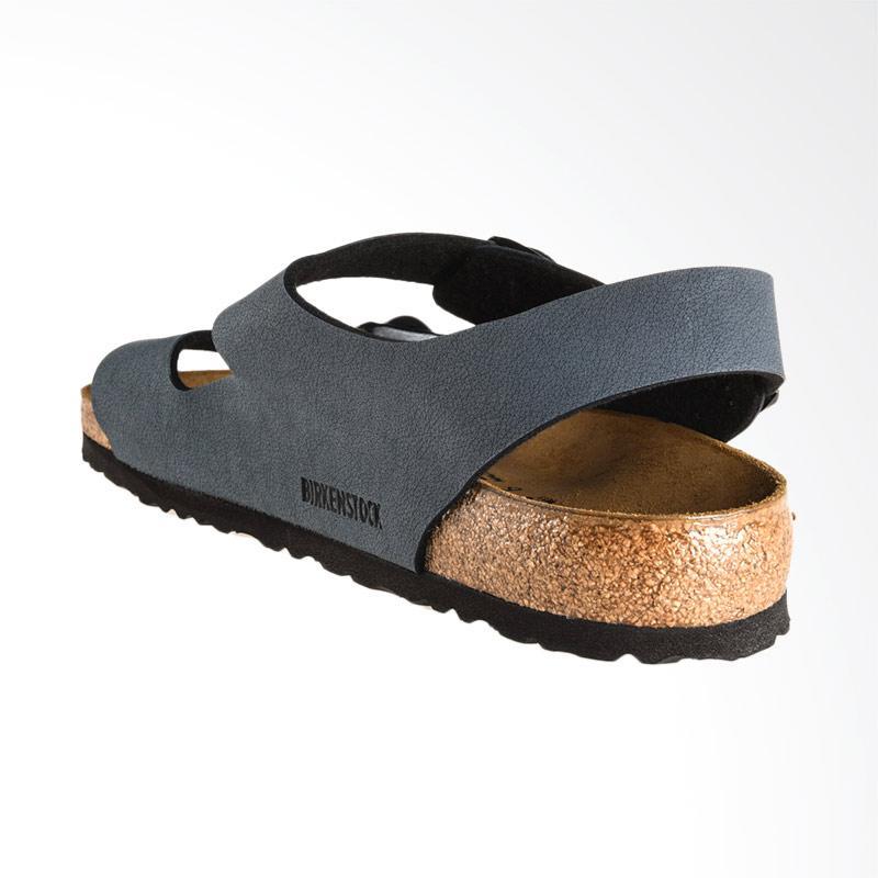 Birkenstock Milano Basalt Sandal Pria [634511]
