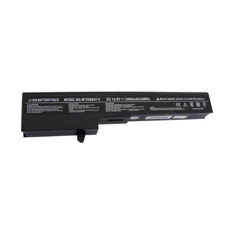 harga Axioo Original M720SBAT-4 Baterai Laptop for NEON MNC MLC Series M72X/ M73X/ M720 [12 Inch] Blibli.com