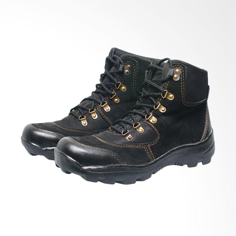 BSM SOGA Sepatu Boots Pria BSM 406