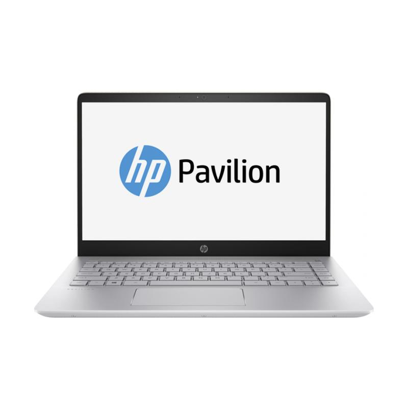NOW_HP PAVILION 14-BF156TX Notebook - Gold [i5-8250U/8 GB/128 GB + 1 TB/940MX 2 GB/14