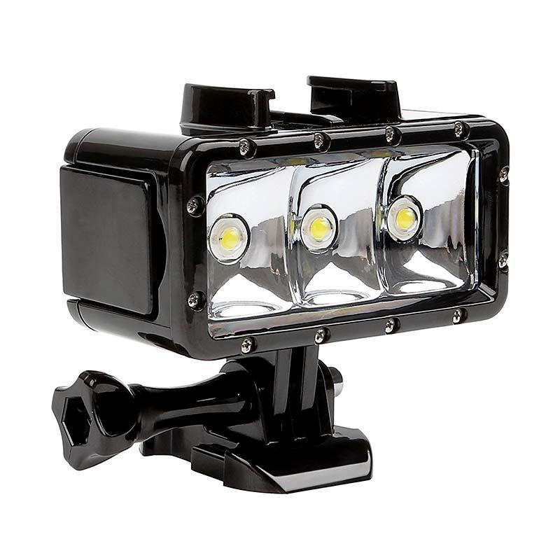 SHOOT LED Waterproof Video Light for GoPro / BRICA / SJCAM / Xiaomi Yi