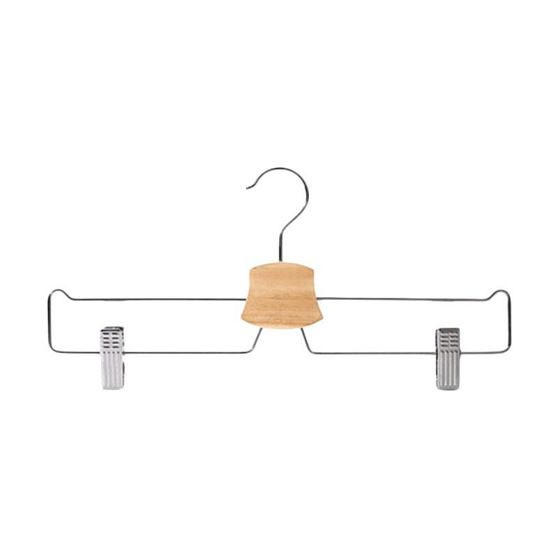 Ikea Bumerang Gantungan Celana or Rok - Cream