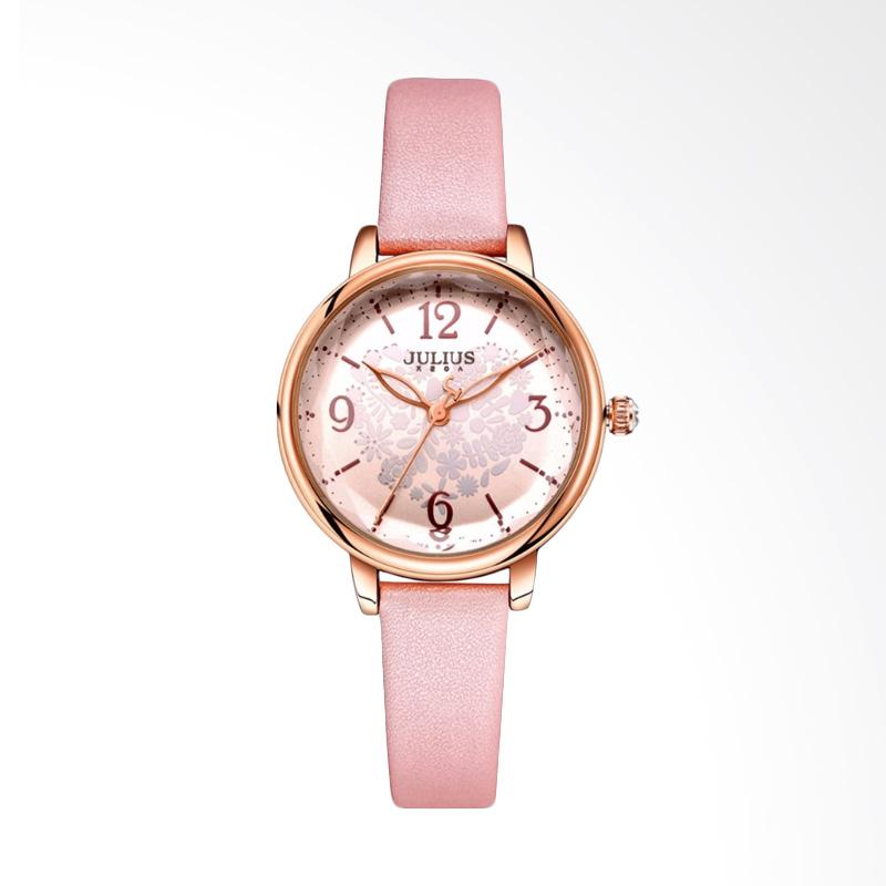 Julius JA-929-C Jam Tangan Wanita - Pink