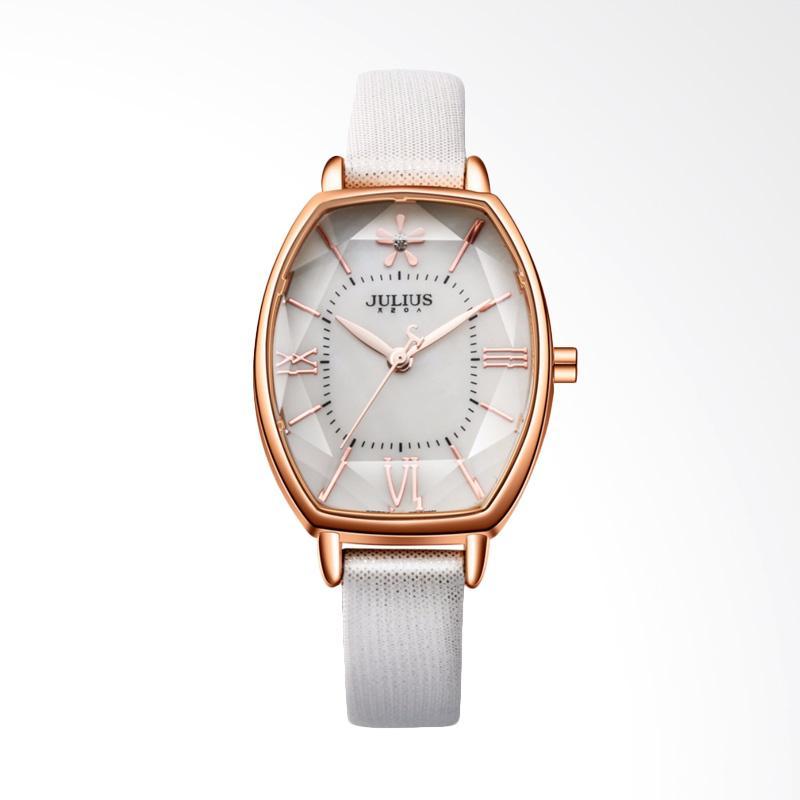 Julius JA-920-C Jam Tangan Wanita - White