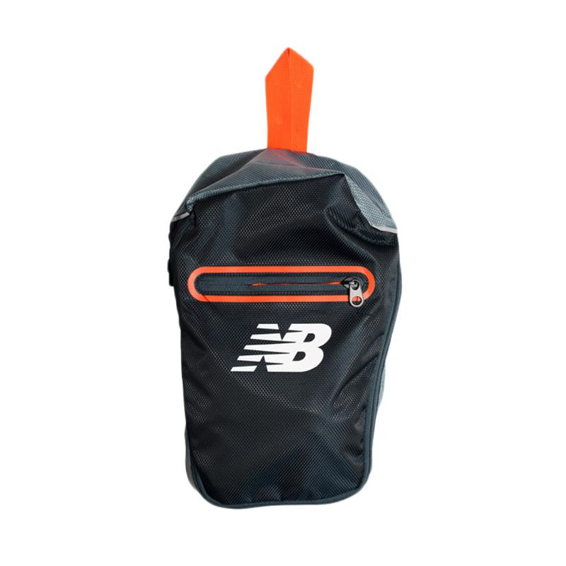 NB Team 2016 Shoe Bag - Black Orange [WNTBSHOE6T]