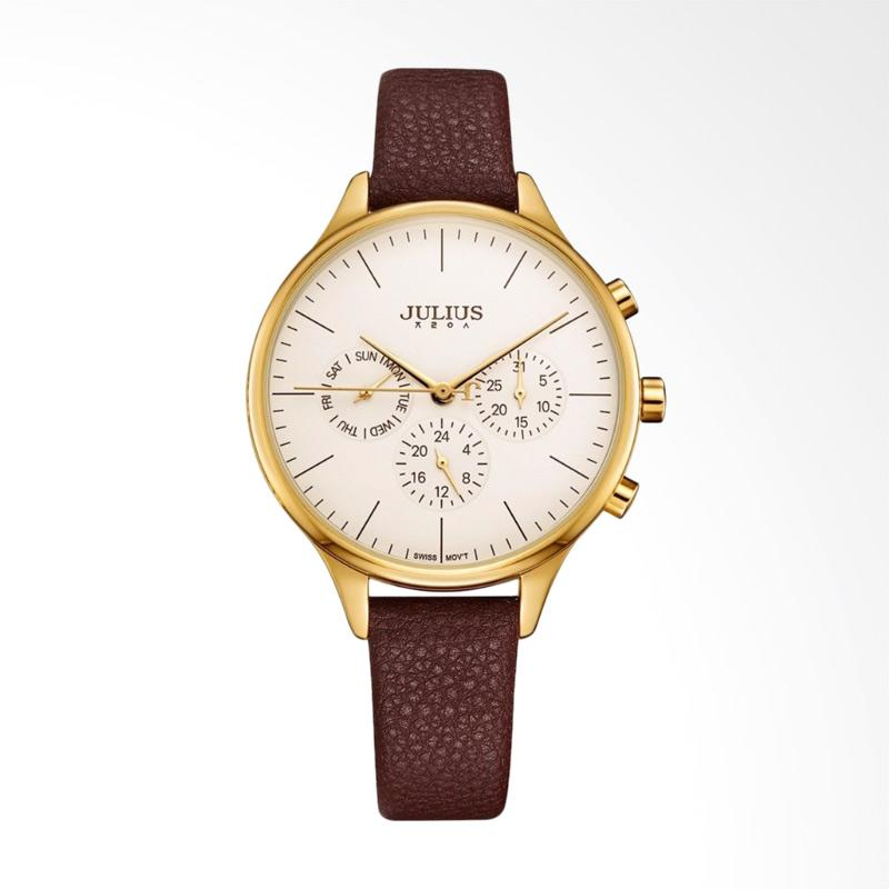 Julius JA-952-B Jam Tangan Wanita - Brown