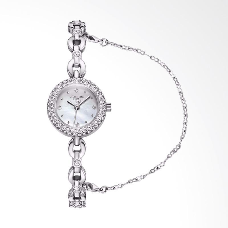 Julius JA-1001-A Jam Tangan Wanita - Silver