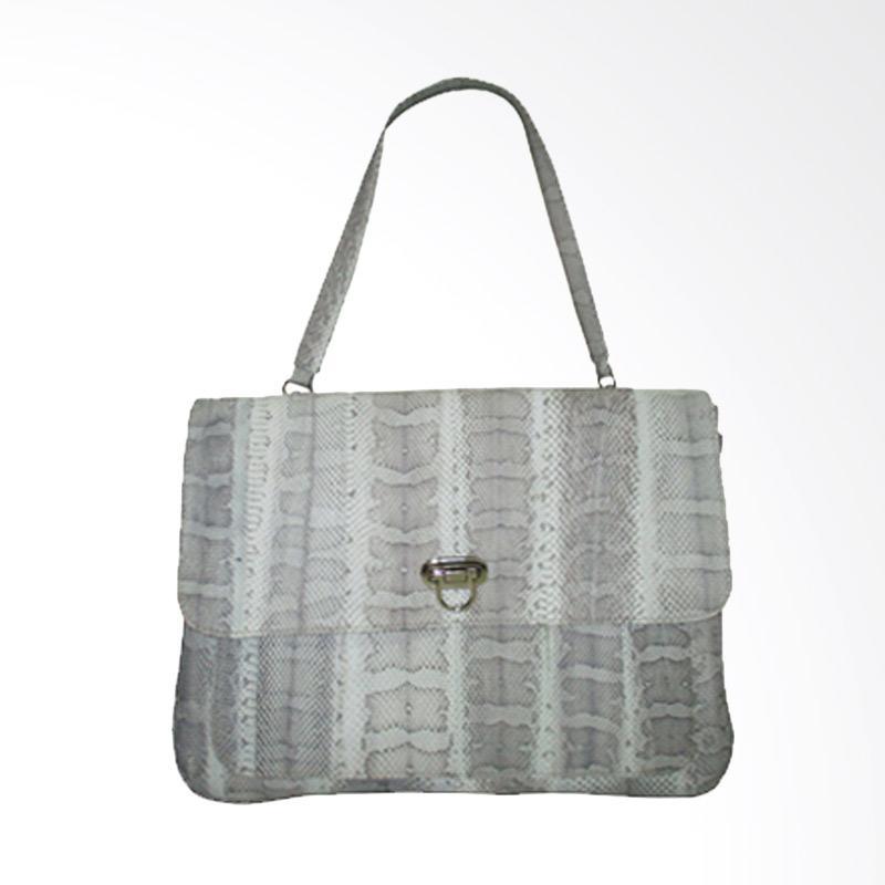 Ratu Piton Kulit Ular Shoulder Bag