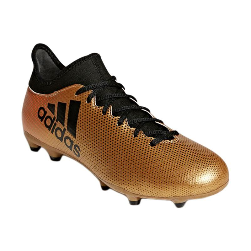 adidas Men Football X 17.3 Firm Ground Sepatu Sepakbola Pria [CP9190]