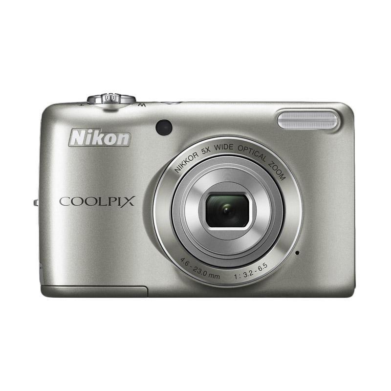 Nikon Coolpix A100 Pocket Camera - Silver