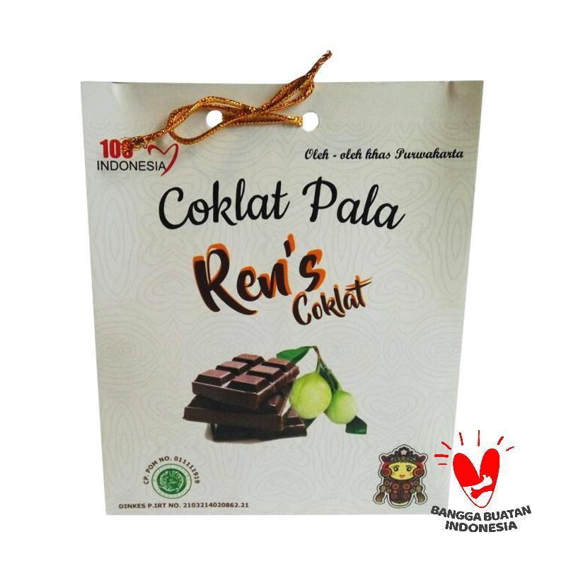 Galeri Menong Ren's Coklat Pala