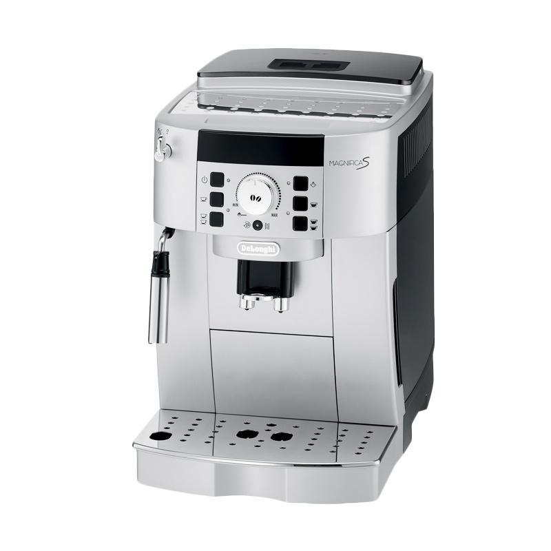 Delonghi Magnifica S ECAM 22.110 SB Mesin Kopi Otomatis - Black Silver
