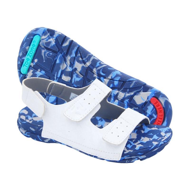 Toezone Kids Bali Ch White Camo Sepatu Anak