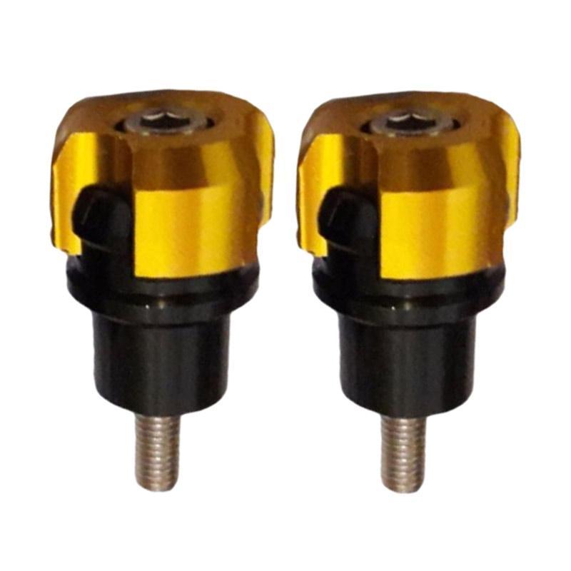 ... Ring Almunium 6mm Warna 2 Set Biru Source Harga . Source · Raja Motor Nitex Baut Variasi Almunium Cover Body Universal - Gold Hitam [BVA3002-Nitex