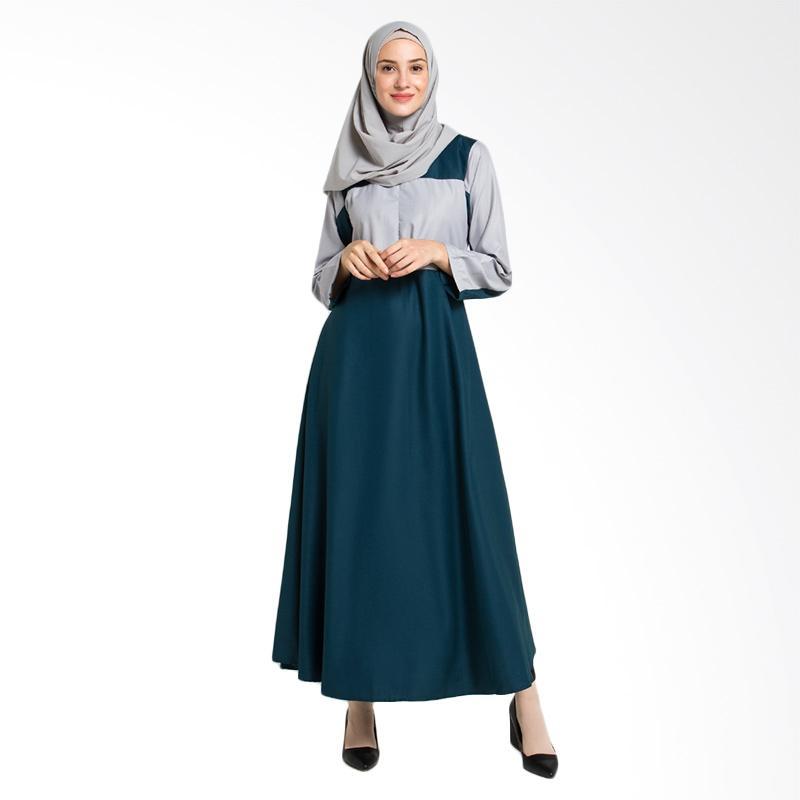Allev Dinah Dress Muslim - Britos Silver