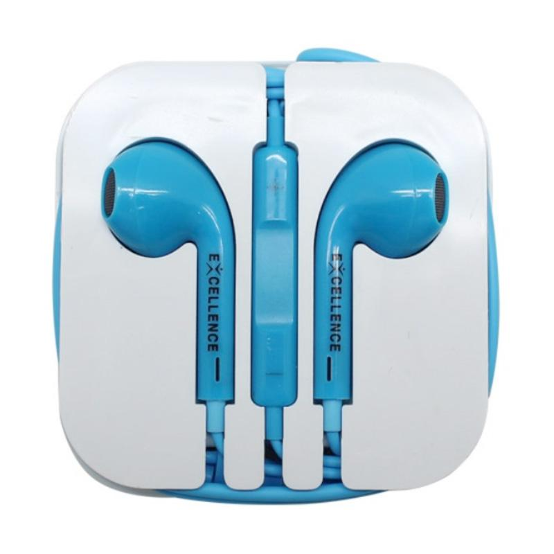 Excellence Sparrow Universal Headset - Light Blue