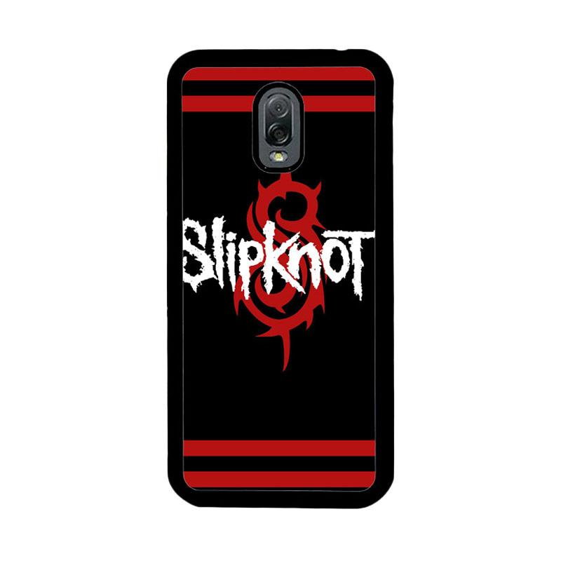 Flazzstore Slipknot Rock Band Z0370 Custom Casing for Samsung Galaxy J7 Plus