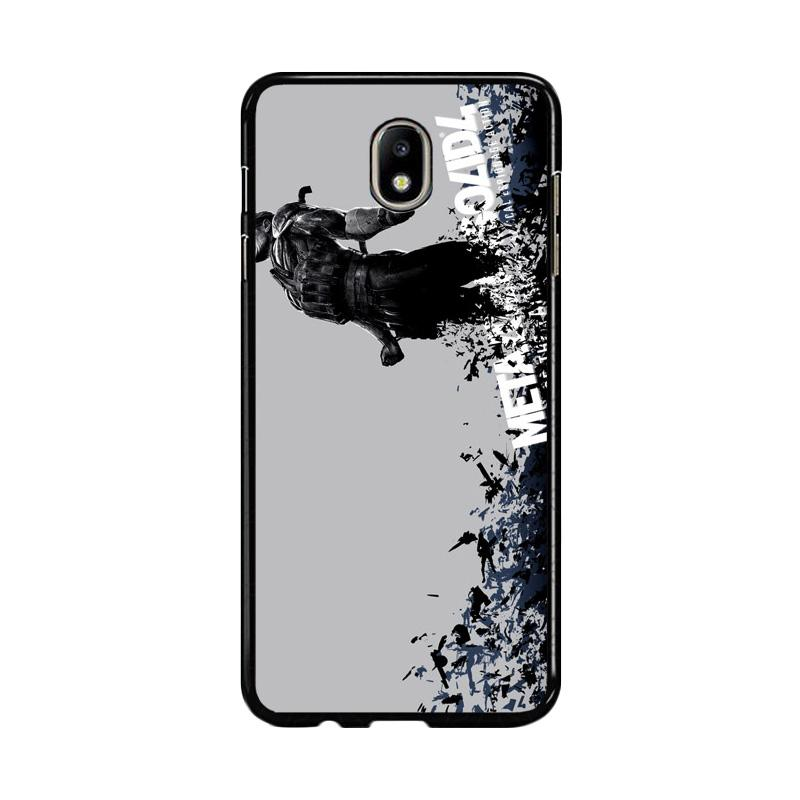 Flazzstore Metal Gear Solid Z0035 Custom Casing for Samsung Galaxy J7 Pro 2017