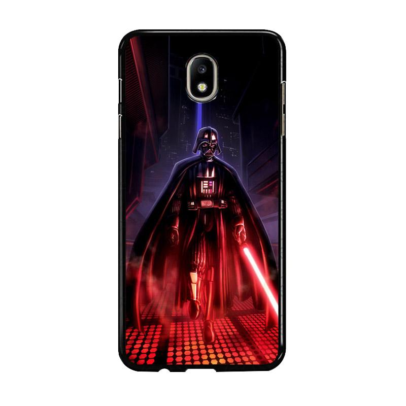 Flazzstore Star Wars Animated Darth Vader Z1454 Custom Casing for Samsung Galaxy J7 Pro 2017
