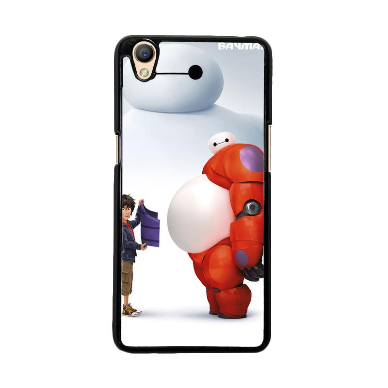 Flazzstore Baymax O0187 Custom Casing for Oppo Neo 9 A37
