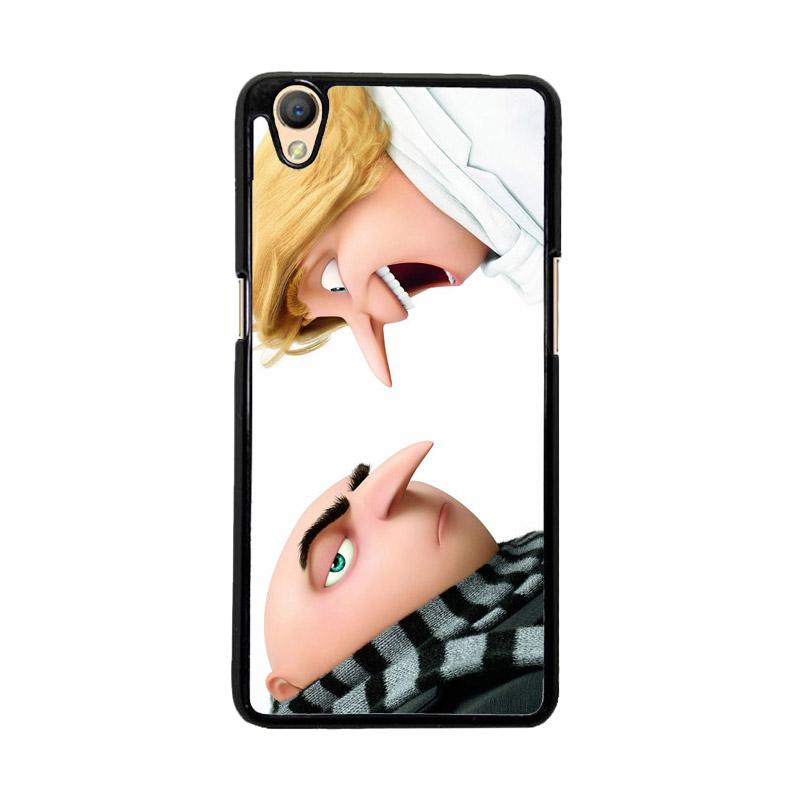 Flazzstore Despicable Me 3 O0699 Custom Casing for Oppo Neo 9 A37