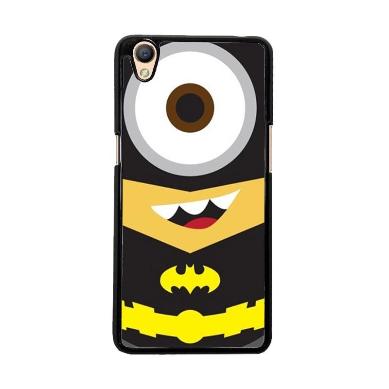 Flazzstore Despicable Me Batman Minion F0162 Custom Casing for Oppo Neo 9 A37