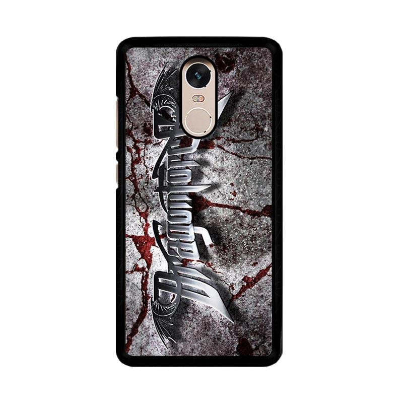 Flazzstore Dragonforce F0428 Custom Casing for Xiaomi Redmi Note 4 or Note 4X Snapdragon Mediatek