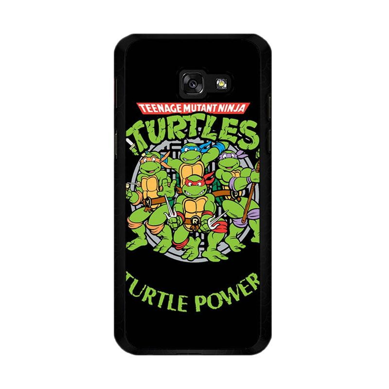 Flazzstore Teenage Mutant Ninja Turtles Tmnt Heroes Cartoon F0230 Custom Casing for Samsung Galaxy A5 2017