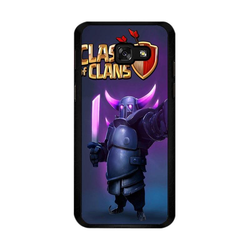 Flazzstore Clash Of Clans Pekka Z0236 Custom Casing for Samsung Galaxy A5 2017