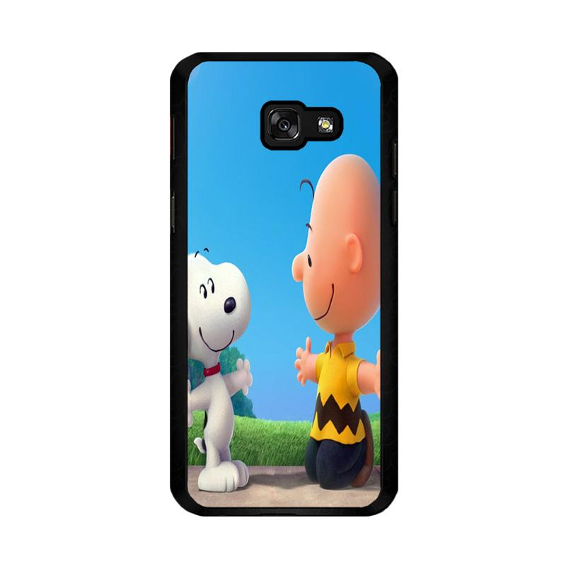 Flazzstore Peanuts Movie Z0850 Custom Casing for Samsung Galaxy A5 2017