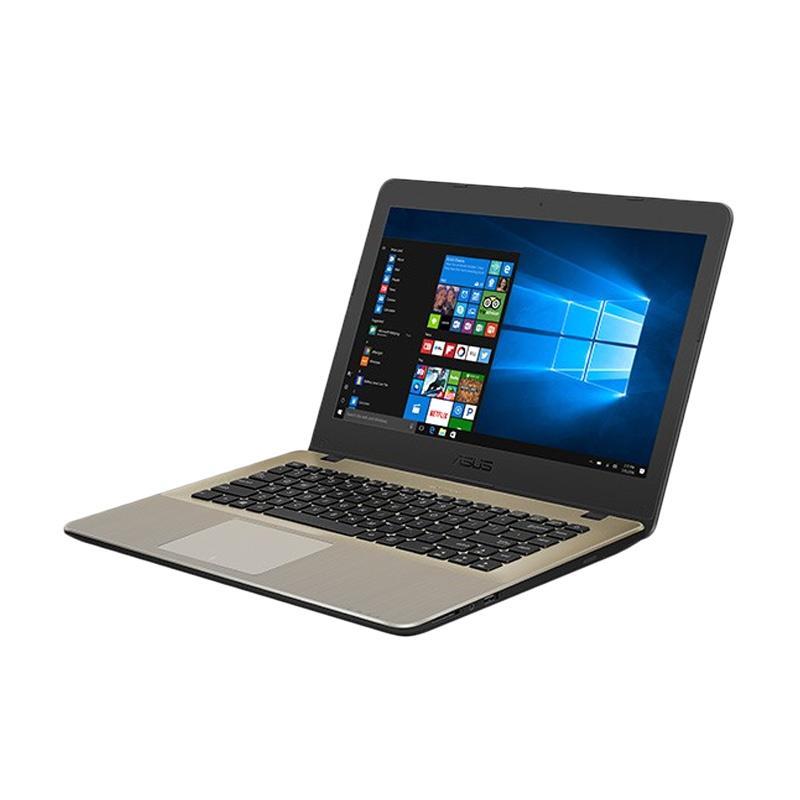 harga Asus A442UR-GA042T Notebook - Gold [14 Inch/ i5-8250U/ nVidia GT930MX/ 4GB/ 1TB/ Win 10] Blibli.com
