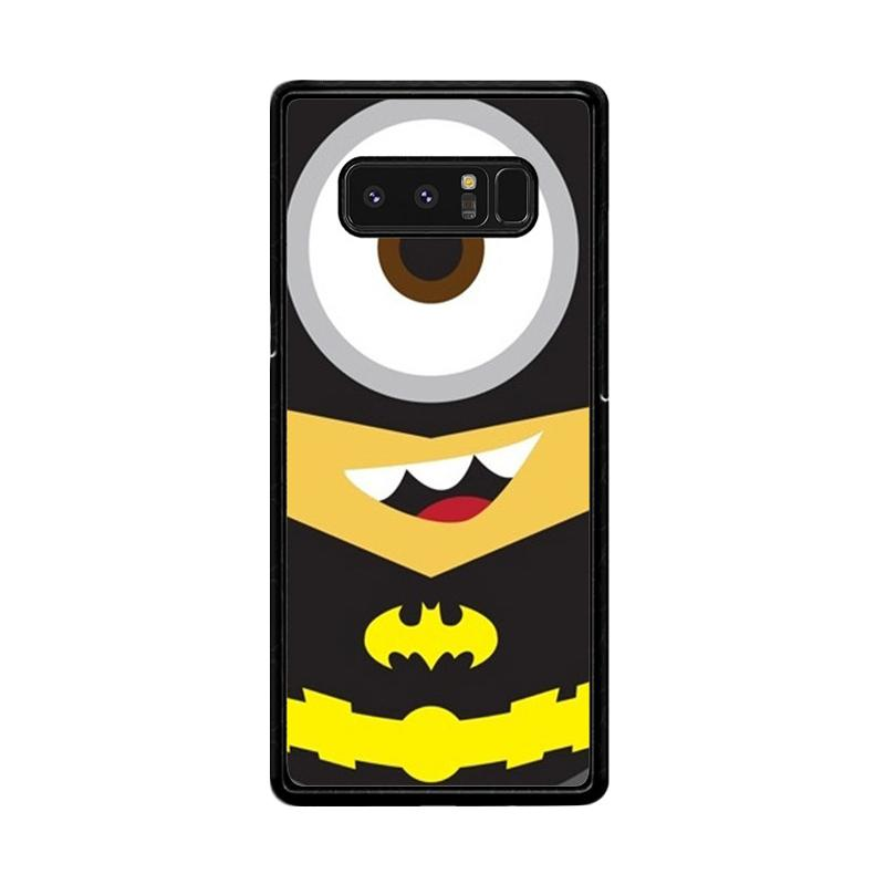 Flazzstore Despicable Me Batman Minion F0162 Custom Casing for Samsung Galaxy Note 8