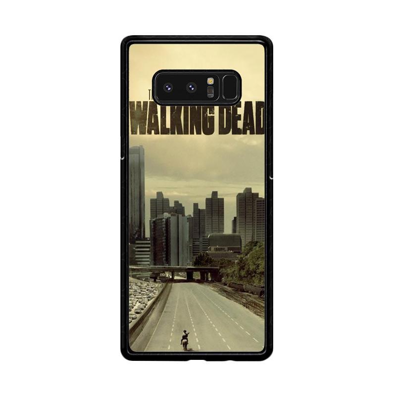 Flazzstore Walking Dead Daryl Dixon F0243 Custom Casing for Samsung Galaxy Note8