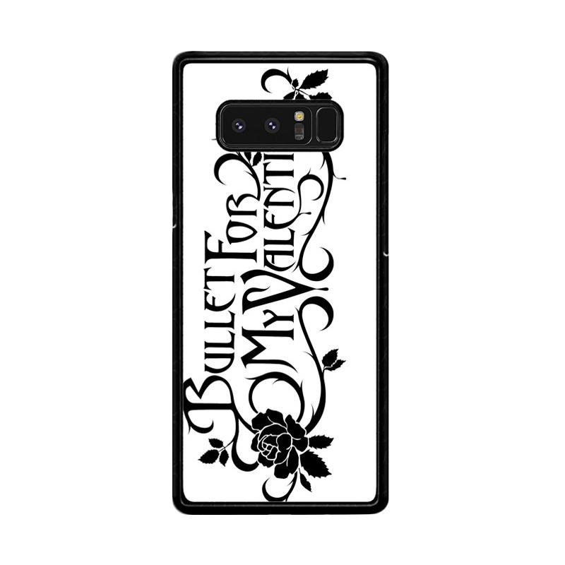 Flazzstore Bullet For My Valentine Matthew Tuck F0350 Custom Casing for Samsung Galaxy Note 8